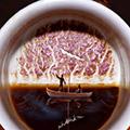 Гадание на кофейной гуще на настоящее и ближайшее будущее
